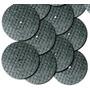 Kit Com 10 Discos De Corte Reforçado Com Fibra De Vidro 32mm