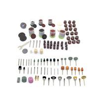 Kit Acessórios Mini Retífica 250 Peças C/ Maleta