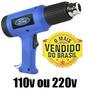 Soprador Térmico - Ford 2000w - 110v Ou 220v - 1ª Linha