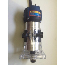 Tupia Fresa Manual 6mm 650 Watts - 32.000 Rpm - 110/220v
