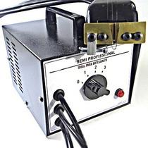 Maquina Frisadora De Chinelos Profissional - Bivolt + Brinde