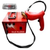 Maquina De Frisar Bi-volt Old Kloss ( Frisador De Chinelos )