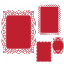Faca De Corte Spellbinders - Labels 40 Decocorative Accents