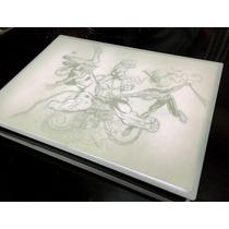 Mesa De Luz (led) Para Desenho A4