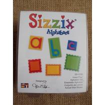 Alfabeto Sizzix Originals