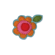 Faca De Corte Sizzix Originals Die - Flower Layers - Flores