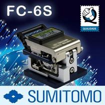 Clivador Para Fibra Otica Sumitomo Fc-6s Fusão Furukawa S-60