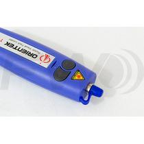 Detector De Falha De Fibra Optica T10 Orientek Caneta Laser