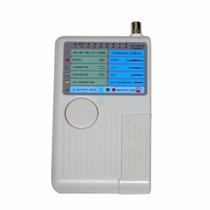 Testador P/ De Cabos Rede Utp Rj45 Rj11 Catv Cable Modem Usb