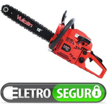 Motoserra A Gasolina Moto Serra 55cc Vulcan / Super Potente