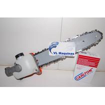 Podador Galhos Para Roçadeiras Gasolina Ou Eletrica