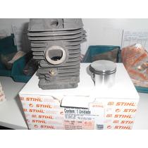 Kit Completo Motor Motosserra Stihl Ms 250/025 Original