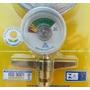 Registro / Regulador De Gás C/ Manômetro Aliança