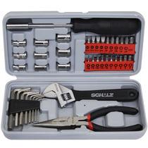Kit Com 40 Ferramentas Manuais Hobby Schulz - 927.0007-0