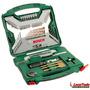 Kit Titanium Ferramentas E Brocas X-line Bosch 100 Peças