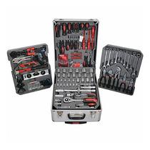 Maleta Ferramentas 186 Peças Pro C/ Rodas Lee Tools #604130