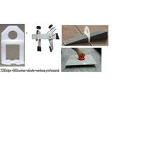 Nivelador De Porcelanato 2000 Clips 1.5mm+600 Cunhas+alicate
