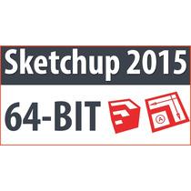 Sketchup Pro 2015 + V-ray + Texturas + Vismat