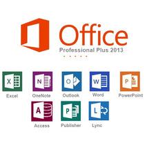Office Pro Plus 2013 + Nfe - Ativação Em 3 Pcs - Vitalício