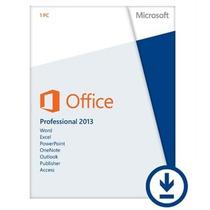 Licença Original® Office 2013 Pro 32/64 Com Invoice 70% Off