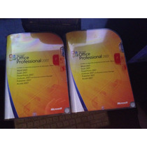 Microsoft Office Professional 2007 Full Fpp - Novo Lacrado