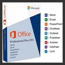 Office Professional Plus 2013 - Chave Original - Garantia