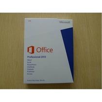 Office Professional 2013 Full Fpp Box Portugues 32/64 Bits