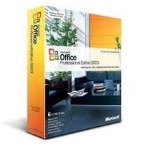 Microsoft Office 2003 Completo Com Serial E Frete Gratis