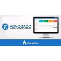 Sistema Para Escritorio De Advogados, Advocacia On Line