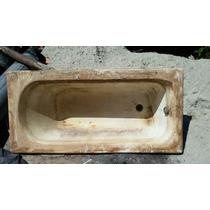 Banheira Antiga Em Ferro Fundido