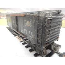 Escala O Vagão Lionel Box Fechado Southern Pacific 6464 225