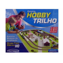 Ferromodelismo Sistema Hobby Trilho Cx B 1:87 Ho Frateschi
