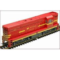 Frateschi- Locomotiva G-8 - Rffsa - Fase Iv