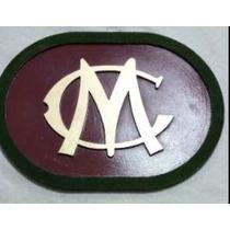 Logos Placas Ferrovias Ferreomodelismo Mogiana