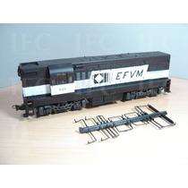 Locomotiva G12 Efmv (fase 2) #534 Cód. 3014 Frateschi Ho