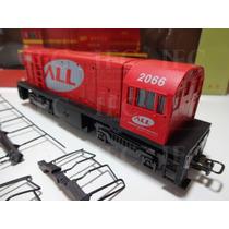 Locomotiva U5b All #2066 Código: 3047 Escala Ho Frateschi