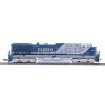 Frateschi - Locomotiva Ac-44i - Rumo Logistica - Fase Ii