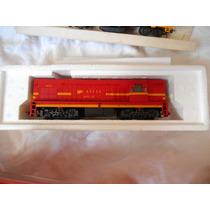 Locomotiva G8 / G12 Rffsa #4052 Cód 3001 Frateschi Padrao Ho