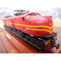 Ho - Frateschi - Locomotiva V 8 - Rffsa - Central - Nº 2104