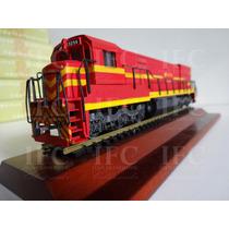 Locomotiva U23c Rffsa #3254-1f (coleção) Frateschi Sem Motor