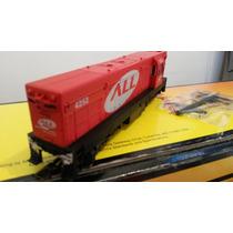Locomotiva Frateschi G12 - All Vermelha