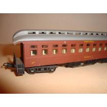 Carro Passageiro Antigo Efcb - Frateschi - 249