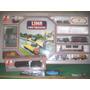Lima Escala Ho - Lote Locomotiva + Conjunto De Vagões Novos