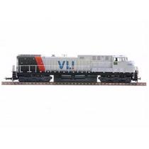 Ferromodelis Locomotiva Elétrica Ac44i Vli 8563 Frateschi Ho