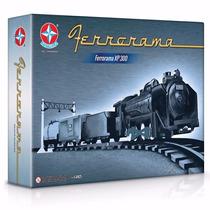 Brinquedo Trem Ferrorama Modelo Xp 300 Estrela Frete Gratis