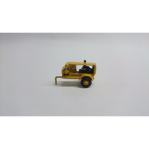 Gerador De Energia ( Metal) Escala Ho - Kit Para Montar