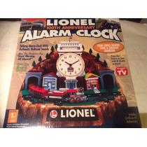 Lionel 100º Aniversário Edição Limitada Despertador De Trem