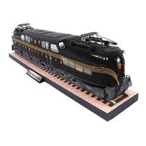 Maquete De Papel 3d - Locomotiva Elétrica Gg1 - Usa