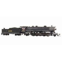 Locomotiva Vapor Ho 2-10-2 Bachmann Spectrum - Nova Com Dcc
