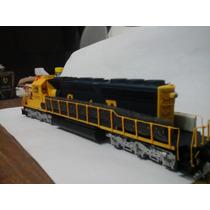 Locomotiva Sd40 2 Dcc E Som Santa Fe/soo